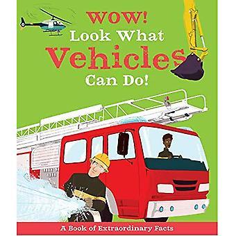 Wow! Titta vad fordon kan göra! (Wow!)