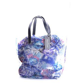 Etiqueta Negra Ezbc183030 Women's Blue Plastic Handbag