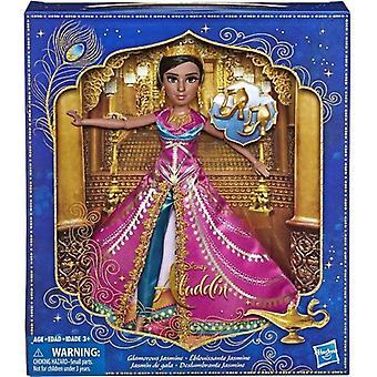 Disney Aladdin, Doll-glamorous Jasmine 29cm