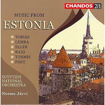 Music From Estonia - Music From Estonia [CD] USA import