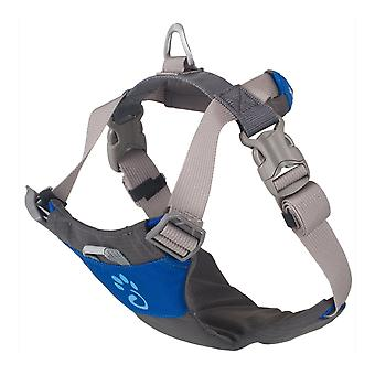 Mountain Paws Blue Dog Harness Medium