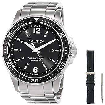 Nautica Watch Man ref. NAPFRB014 function