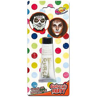 Guirca White Cream Makeup Tube 20 Ml (Babies and Children , Costumes)