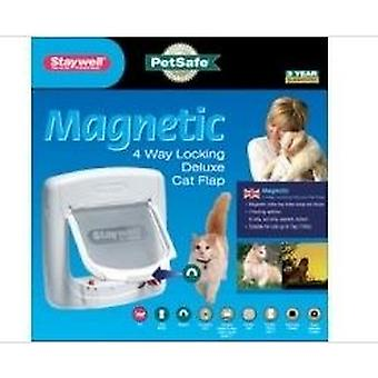 PetSafe Staywell Deluxe magnétique petit chien / chat porte
