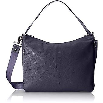 Mandarin Duck P10FZT62 Blue Women's shoulder bag (Blue (DRESS BLUE 08Q)) 13x30x40 cm (B x H x T)