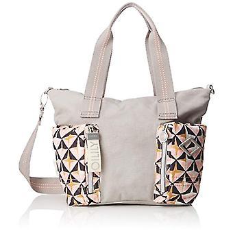 Oilily Whoopy Geometrical Handbag Shz - Pink Women's Bag (Rose) 13x26x38 cm (B x H T)
