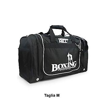 GREEN HILL 1038-81006 - Unisex Adult Sports Bag - Black - L
