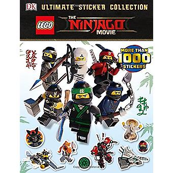 Ultimate Sticker Collection - The Lego(r) Ninjago(r) Movie by DK - 978