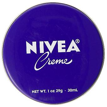 Nivea cream tin, 1 oz