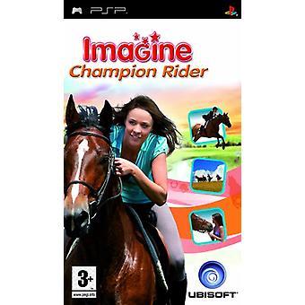 Imagine Champion Rider (PSP) - New