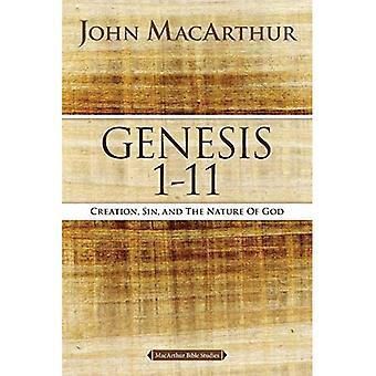 GENESIS 1 TO 11 (MacArthur Bible Studies)