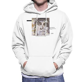 A.P.O.H Salvador Dali Ambition Quote Men's Hooded Sweatshirt