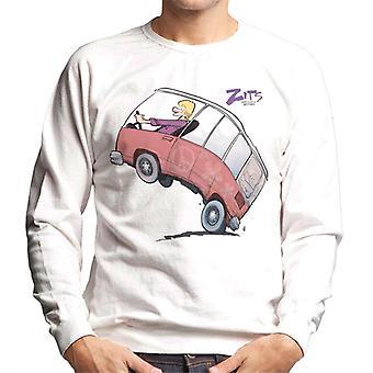 Zits Jeremy kørsel mænd ' s sweatshirt