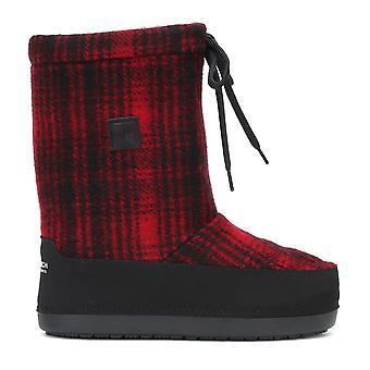 Arctic Snow Wool Eskimo Boots