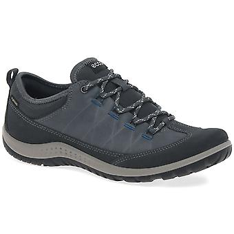 Ecco Aspina Womens Waterproof Lace Up Shoes