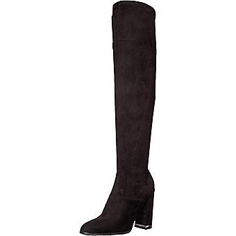 Marc Fisher LTD Femmes-apos;s Natier Black Synthetic Stain Suede 8,5 M US