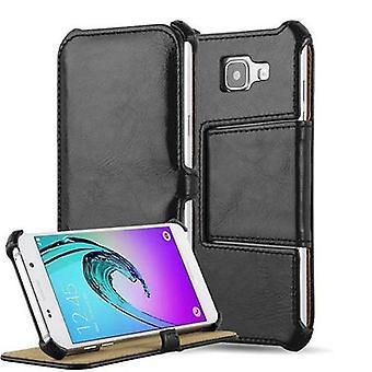 Caso para Samsung Galaxy A3 2016 Caixa de telefone dobrável - Capa - com função de suporte e suporte de canto