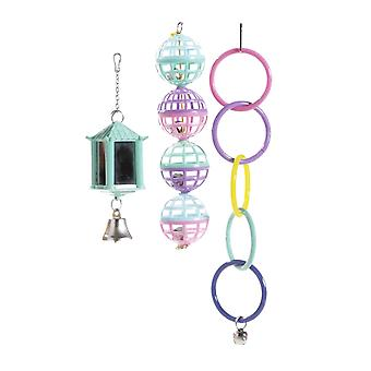Sharples Ruff N Tumble Mix N Match Bird Cage Accessories