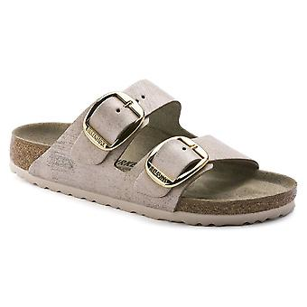 Birkenstock Arizona BIG SPENNE NL Sandal 1012881 vasket metallic rose gull REGULAR