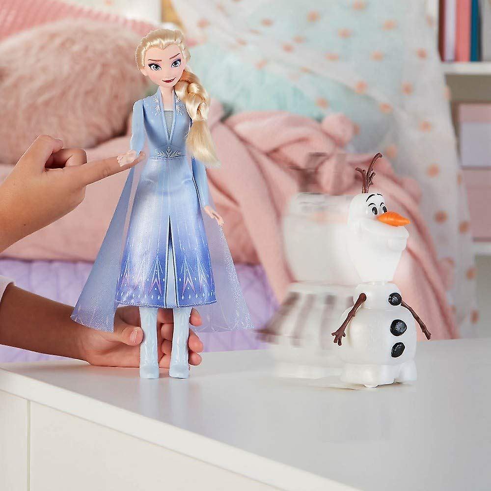 Frozen 2 Talk & Glow Olaf & Elsa