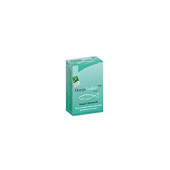 100% Natural Omega Comfort7 (omega 7 and vitamin B2) 30 Pearls
