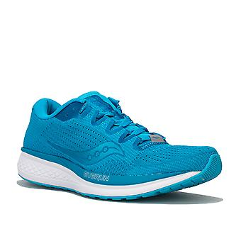 Womens Saucony Jazz 21 Running Shoes In Blue