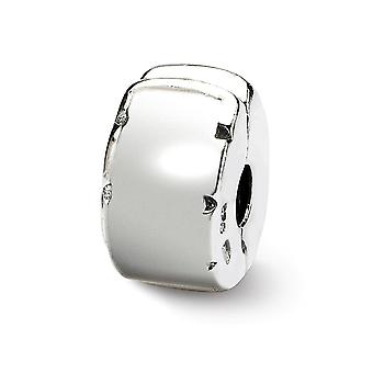925 reflejos de plata esterlina SimStars bisagras clip abalorios encanto colgante collar regalos de joyería para las mujeres