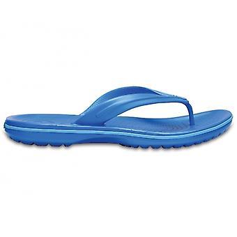 Crocs 11033 Crocband Flip Unisex Flip Flops Ocean/electric Blue