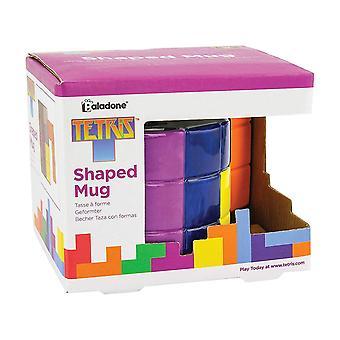 Paladone Tetris formet krus gaming merchandise