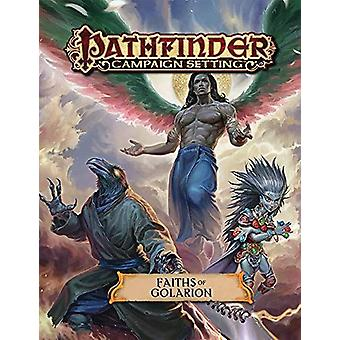 Pathfinder Campaign Setting Faiths of Golarion Book