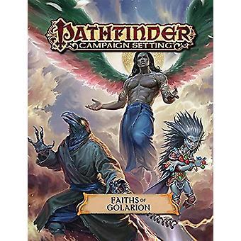 Pathfinder kampagne indstilling trosretninger af Golarion Book