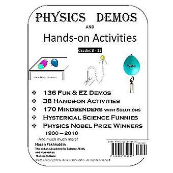 Physik Demos und HandsOns von Fakhruddin & Hasan