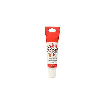 Colour Splash Food Colour Concentrated Gel Colouring 25g RED