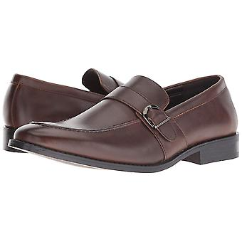 Unlisted by Kenneth Cole Mens Half time show Leather Closed Toe Penny Loafer