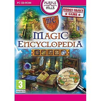 Magic Encyclopedia (PC DVD) - Uusi