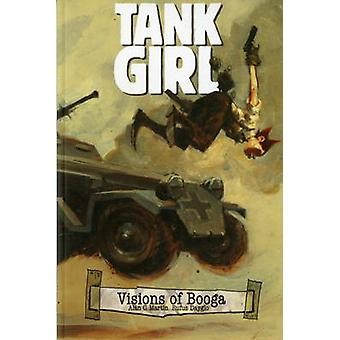Tank Girl Visions of Booga by Alan Martin & Rufus Dayglo