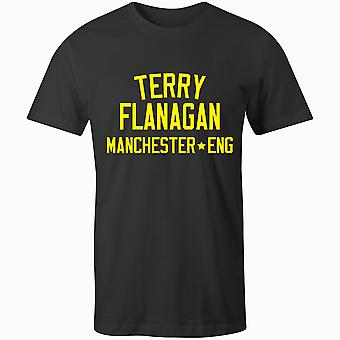 Terry Flanagan Boxing Legend T-Shirt