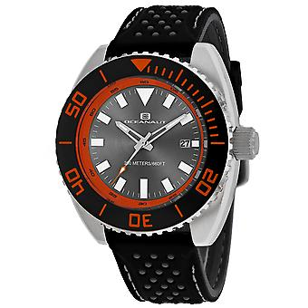Oceanaut Men-apos;s Grey Dial Watch - OC0522