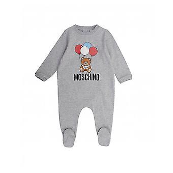 Moschino Balon Logo Babygrow