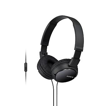 Sony ZX110AP Overhead Headphones with Mic