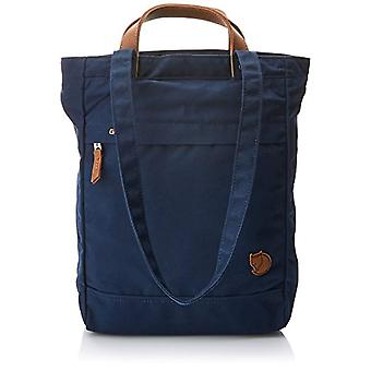 FJ LLR VEN Totepack No.1 Small Blue Women's Backpack (Navy) 35 Centimeters