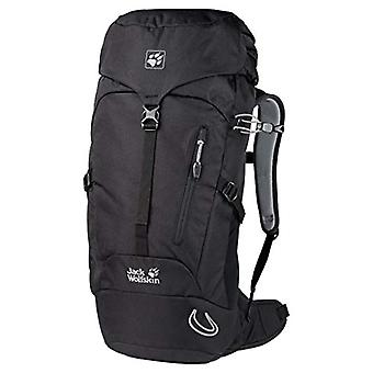 Jack Wolfskin Astro 26 Pack sac Dos de randonn and Unisex-Adult Black Backpack (Phantom) One Size