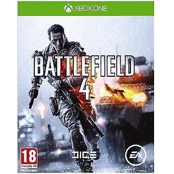 Battlefield 4 Xbox One-Spiel