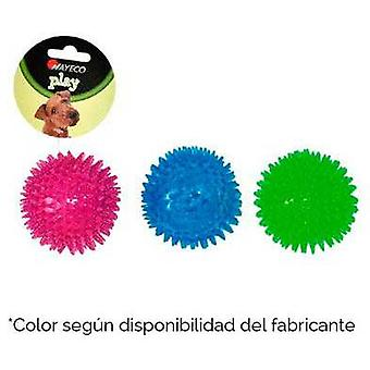 Nayeco Rubber ball with hole for awards (Dogs , Toys & Sport , In latex)
