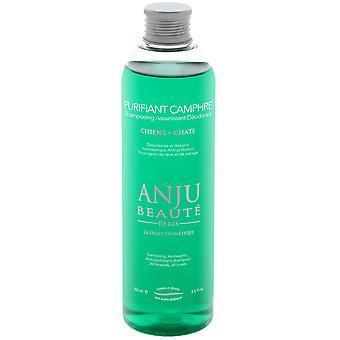 Anju Beauté Shampoo For Dogs And Cats Cleaner-Desodorante Purifiant Camphre