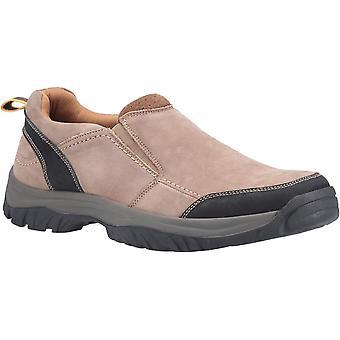 Cotswold Mens Boxwell Nubuck Leather Hiking Shoe