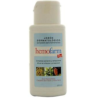 Hemofarm plus Dermatological Soap 200 ml