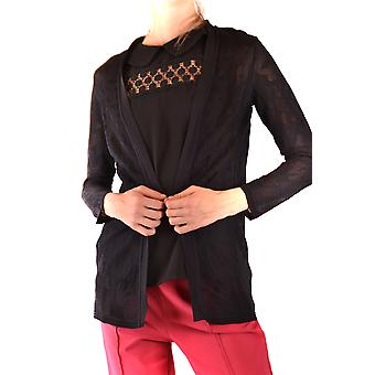 Missoni Ezbc091022 Women's Black Nylon Blazer