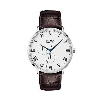 Hugo Boss Original Men All Year Watch - Brown Color 38429