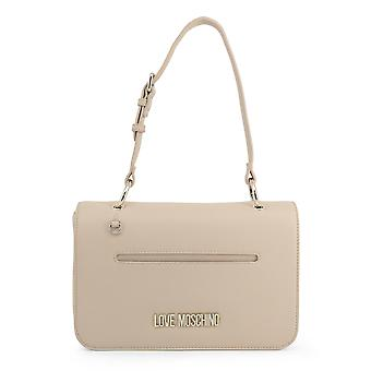 Love Moschino Original Women Spring/Summer Shoulder Bag Brown Color - 71137